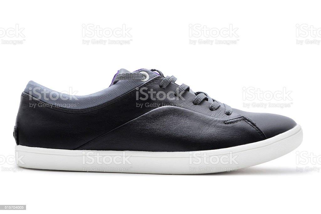 Sneaker stock photo
