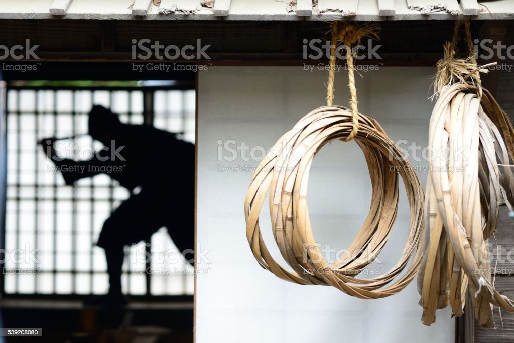 Sneaky attack stock photo