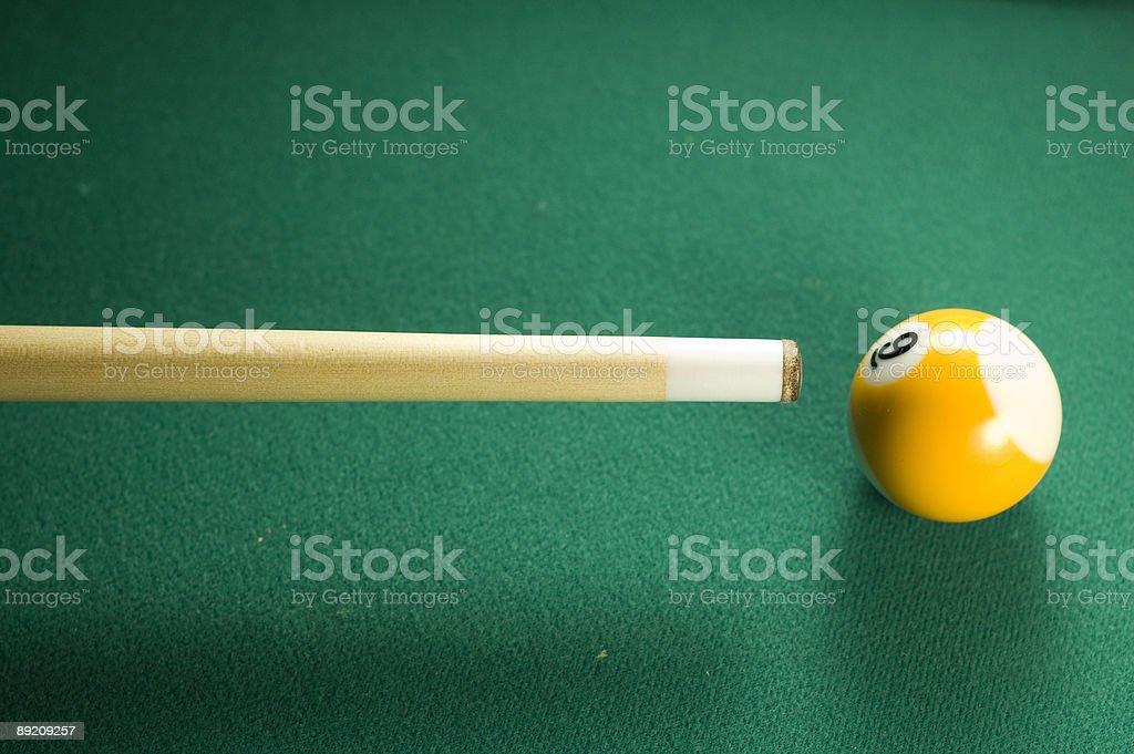 snooker stock photo
