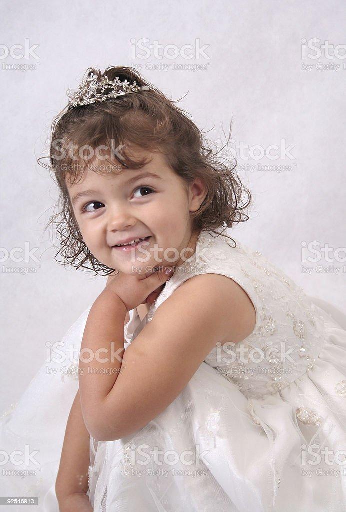 Snow Angel royalty-free stock photo