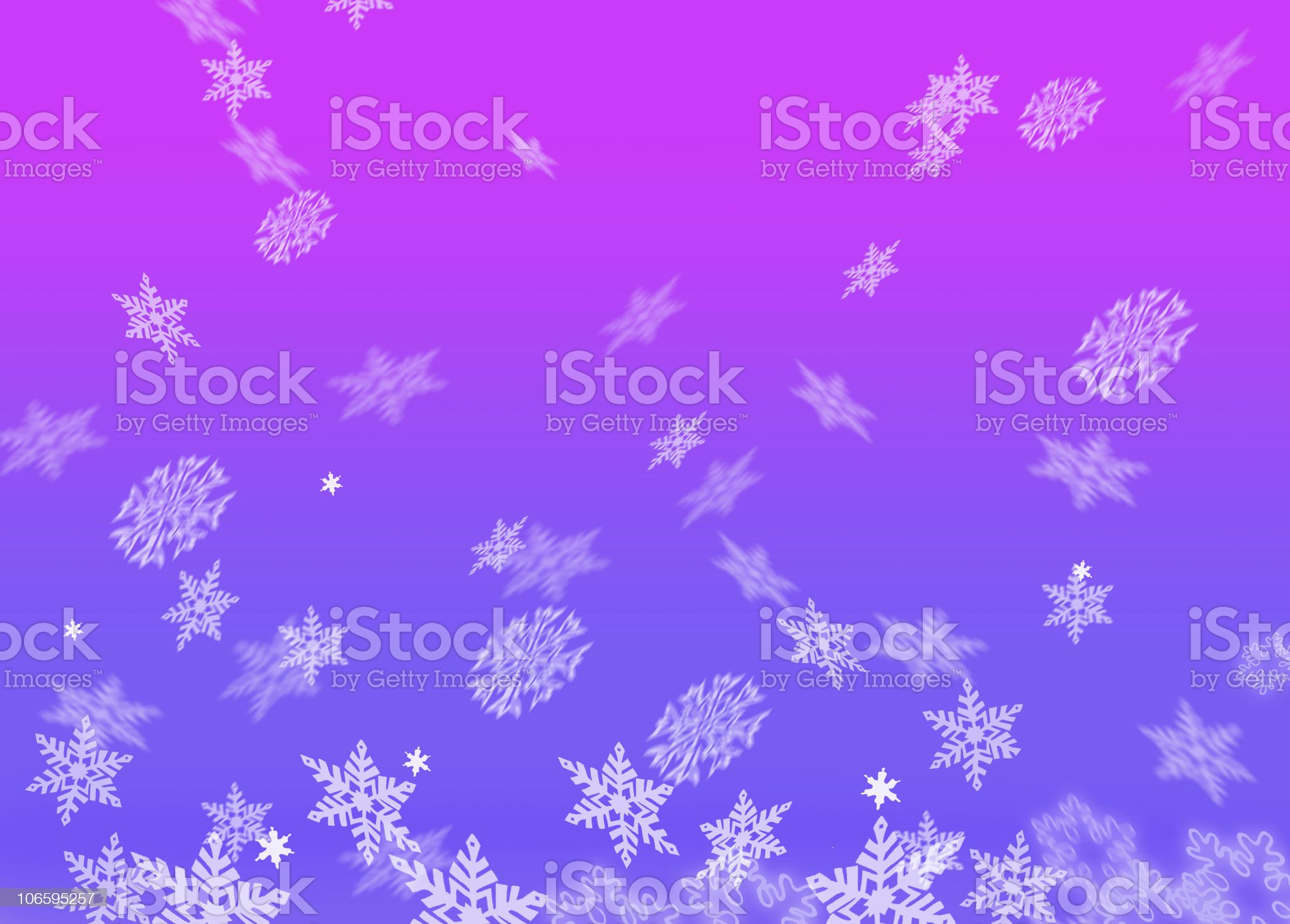 snow background 2 royalty-free stock photo