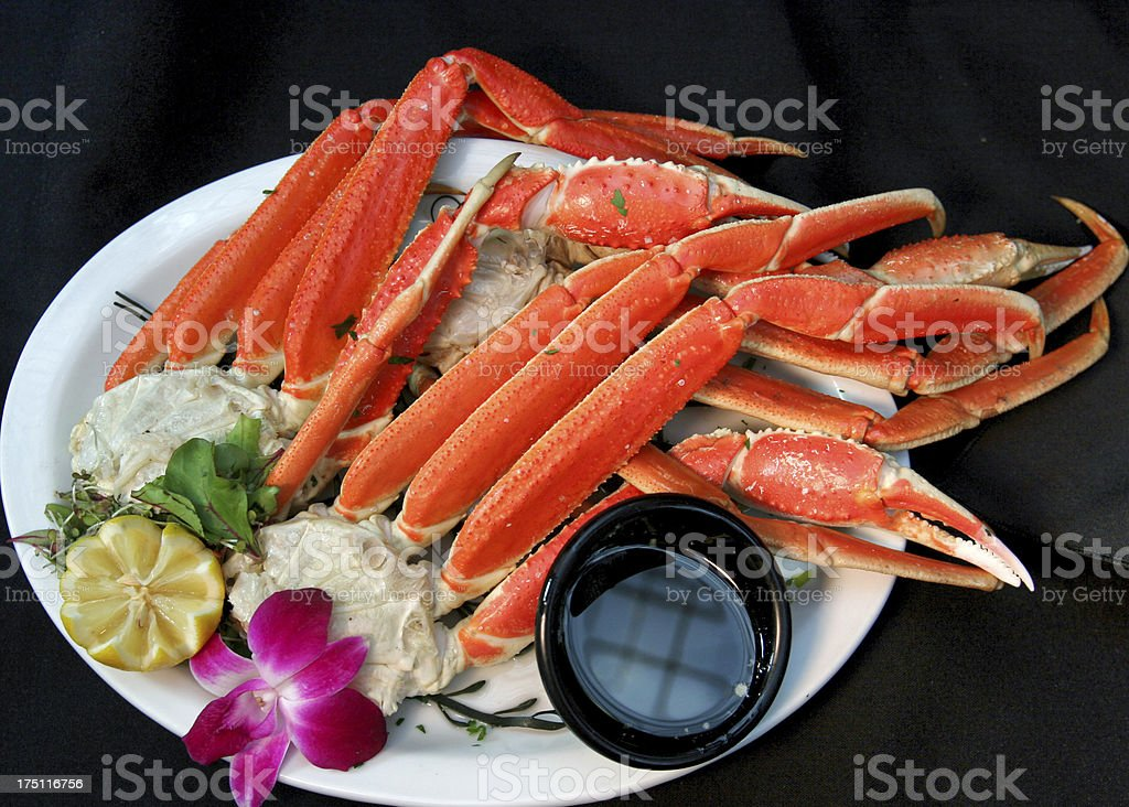 Snow Crab royalty-free stock photo