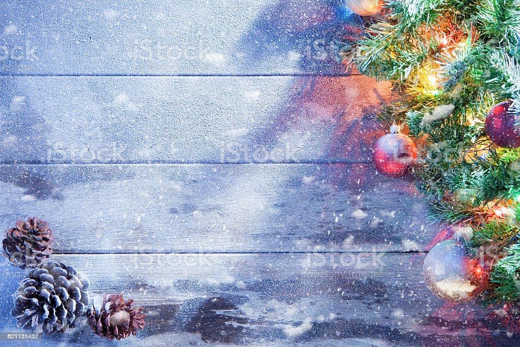 snow flakes back stock photo