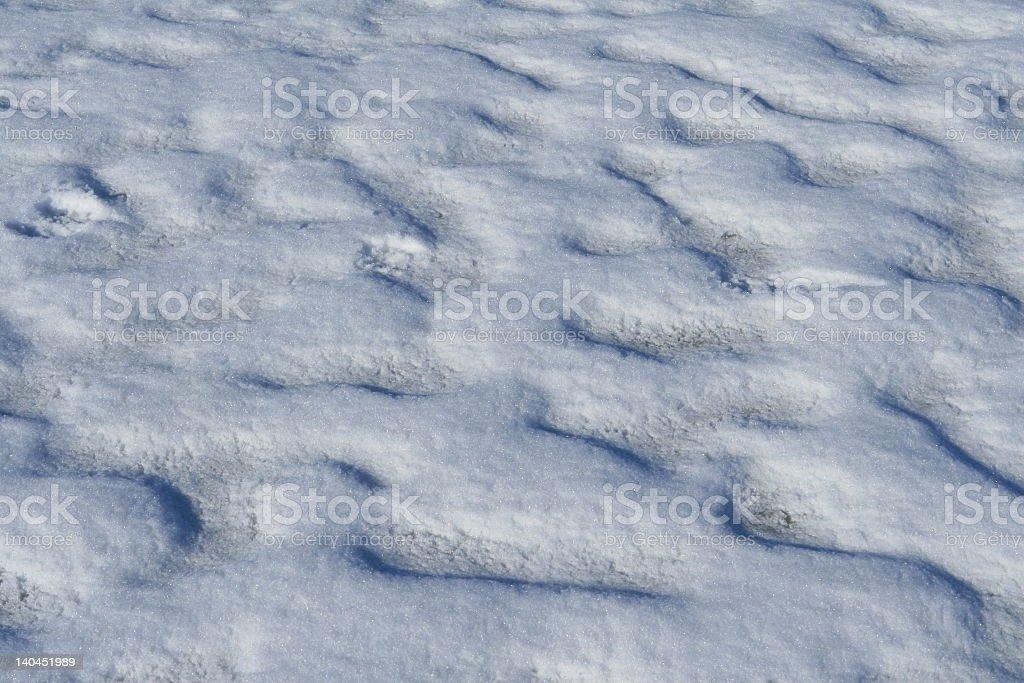 Motifs de neige photo libre de droits