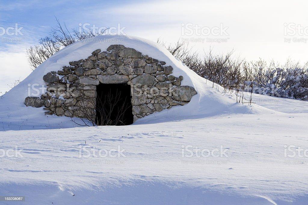 Снег Стоковые фото Стоковая фотография