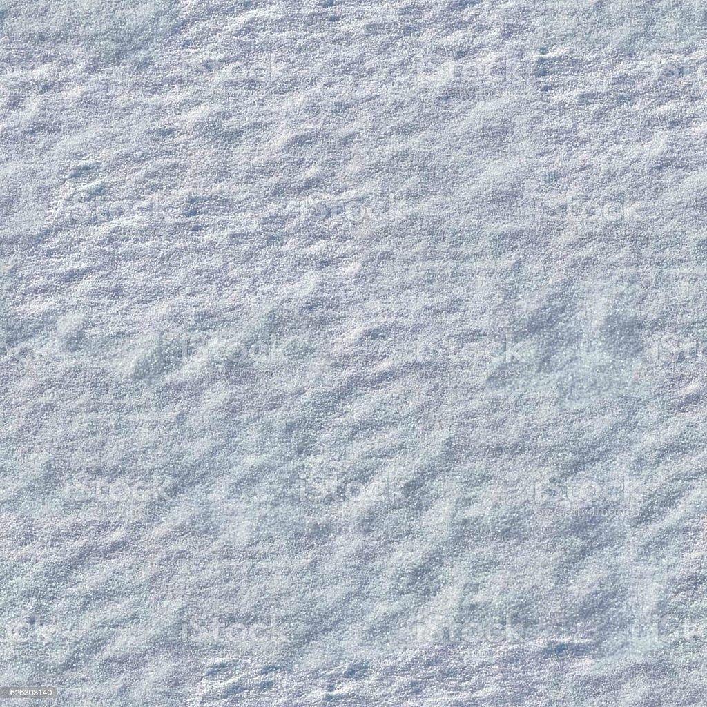 Snow seamless texture stock photo