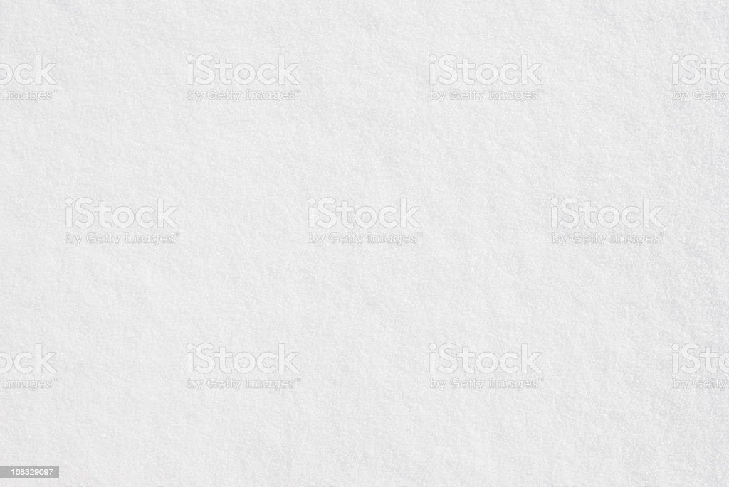 Snow surface texture stock photo