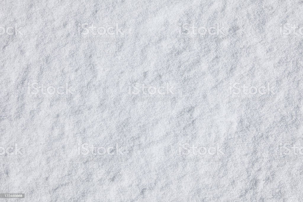 Snow Texture Background royalty-free stock photo