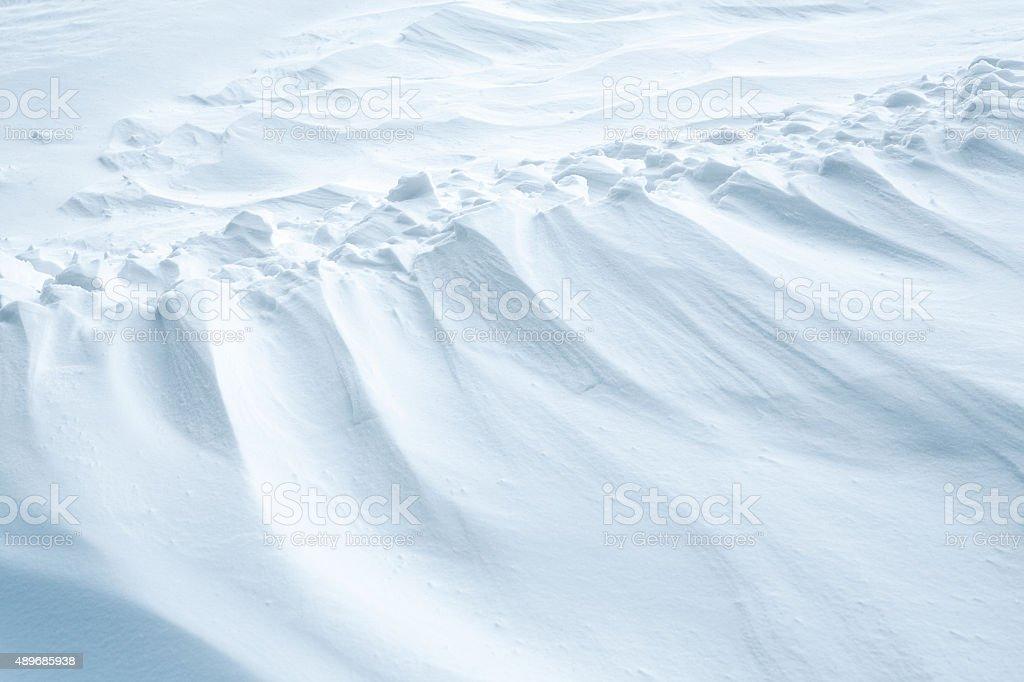 Snow Texture stock photo