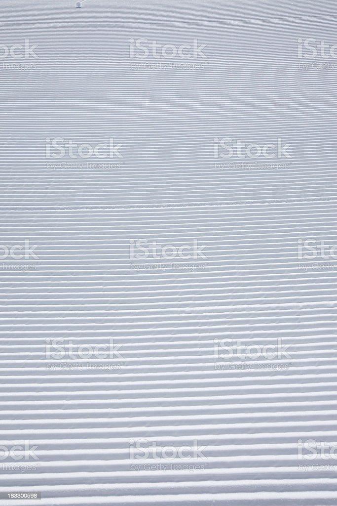 Snow Texture -   Ski Slope royalty-free stock photo