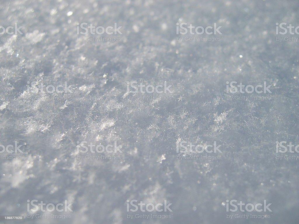 Snow02 royalty-free stock photo