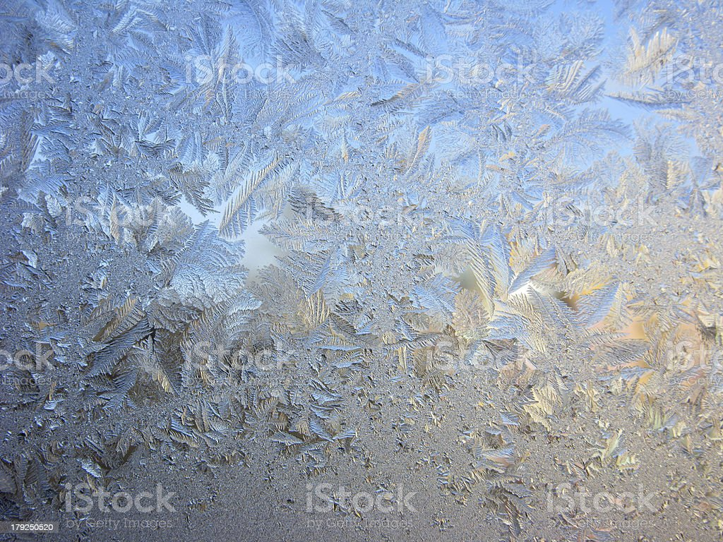snowflakes abstract winter texture background royalty-free stock photo
