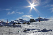 Snowmobile in Andorra