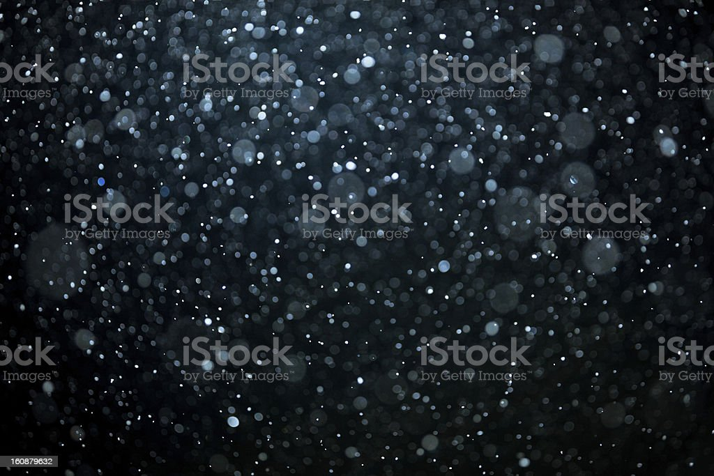 Snowstorm texture stock photo