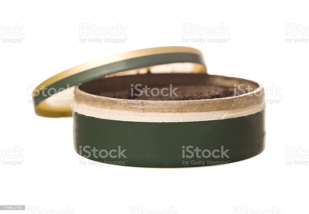 Snuff royalty-free stock photo