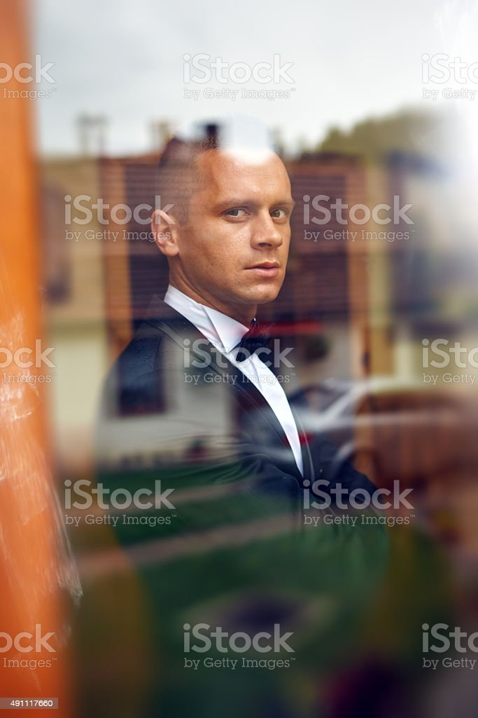 so elegant and cool stock photo