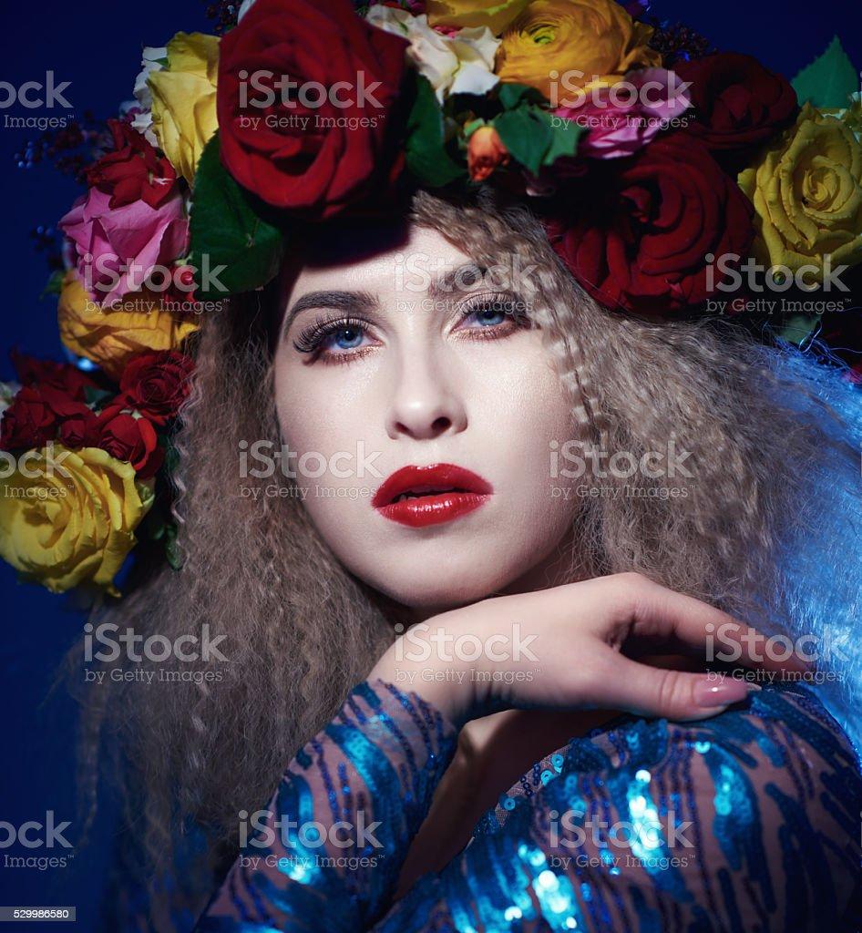 so elegant and fairy stock photo
