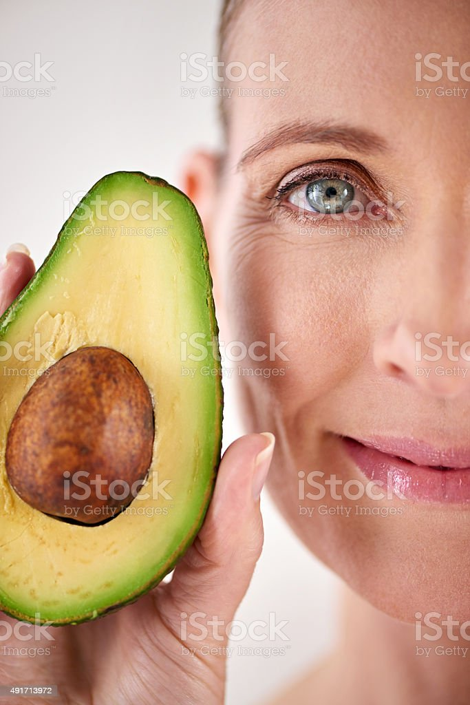 So good for your skin stock photo