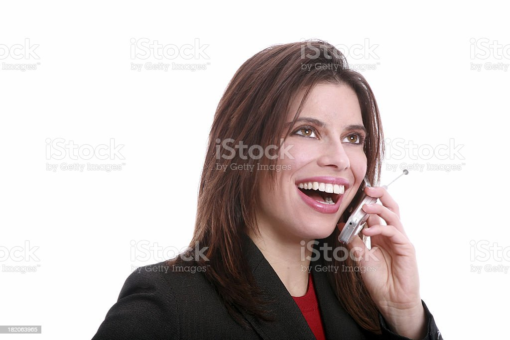 So Good To Hear Your Voice royalty-free stock photo