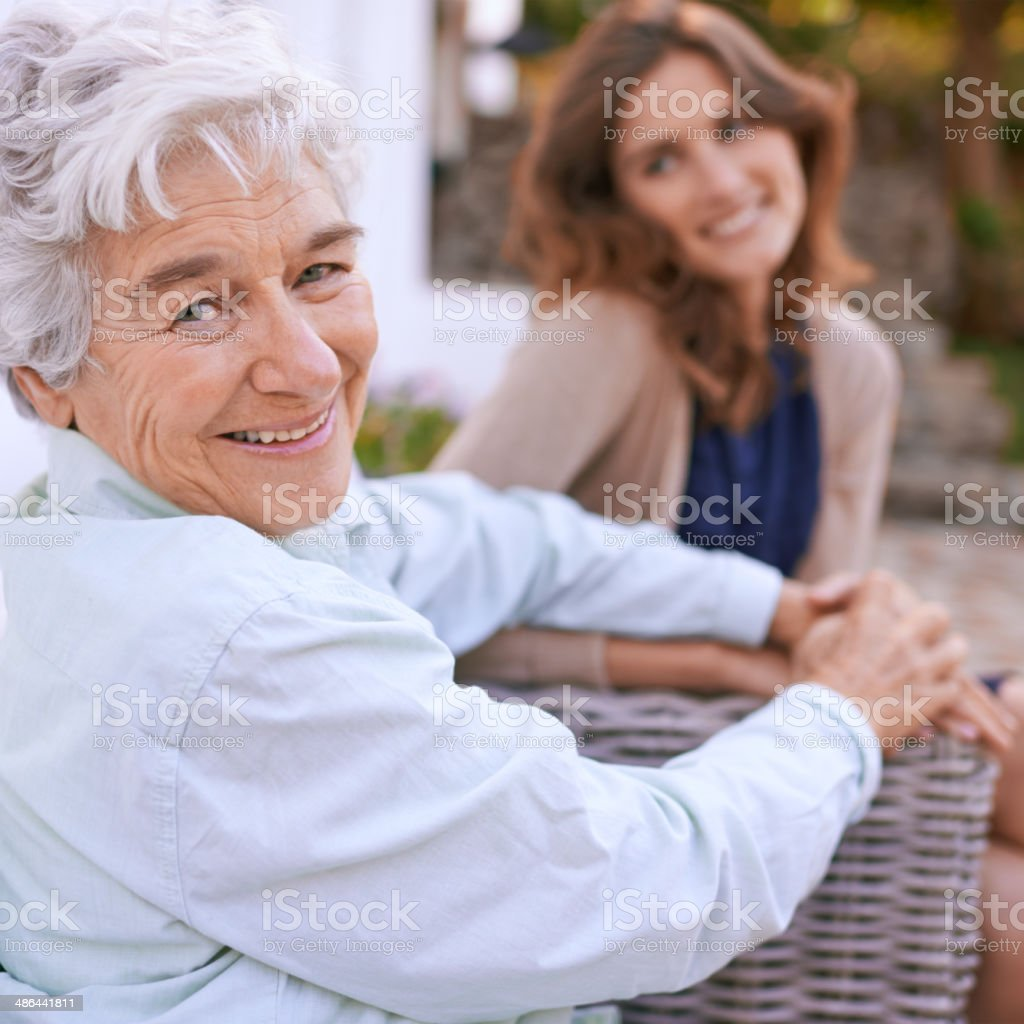 So grateful for these moments together stock photo