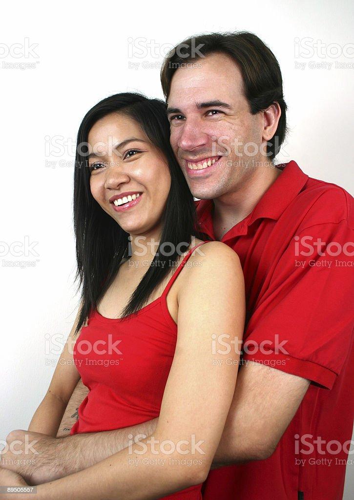 So in love (Serie Lizenzfreies stock-foto