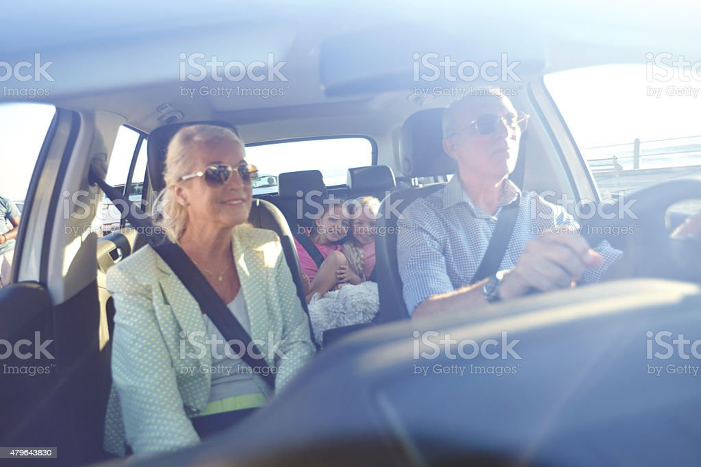 So many places to go, so many places to see stock photo