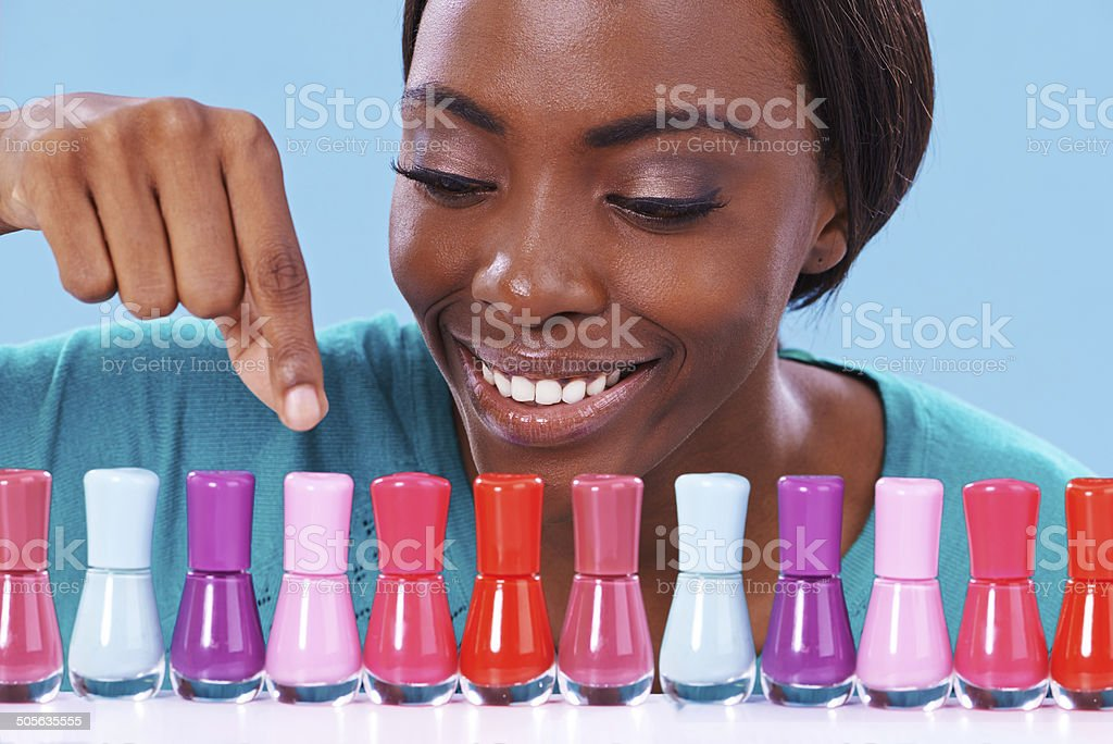 So many to choose from! stock photo