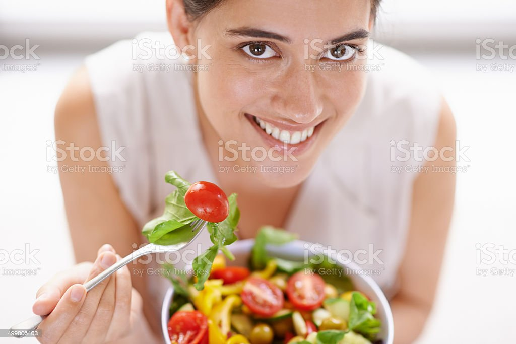 So much fresh goodness stock photo
