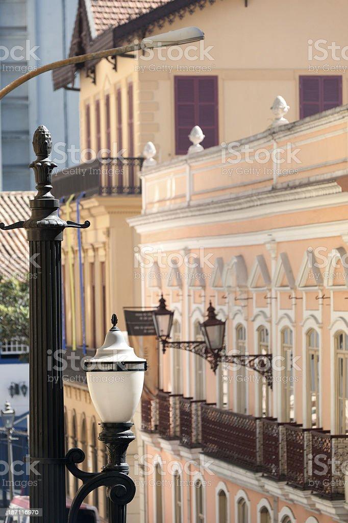 S?o Paulo royalty-free stock photo
