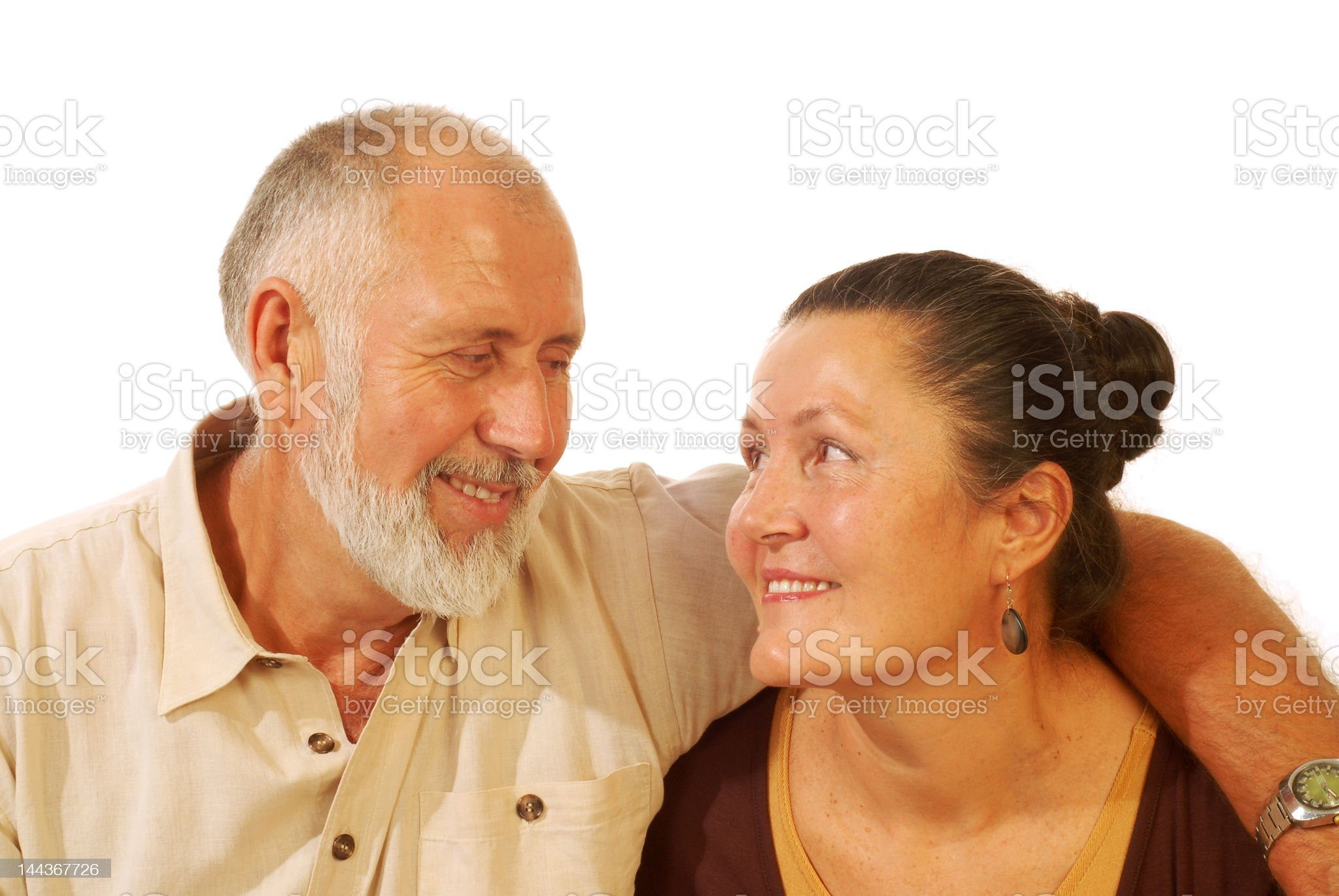 So very much in love royalty-free stock photo