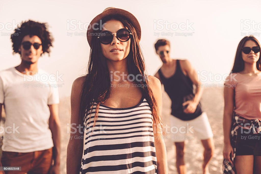 So young and so free. royalty-free stock photo