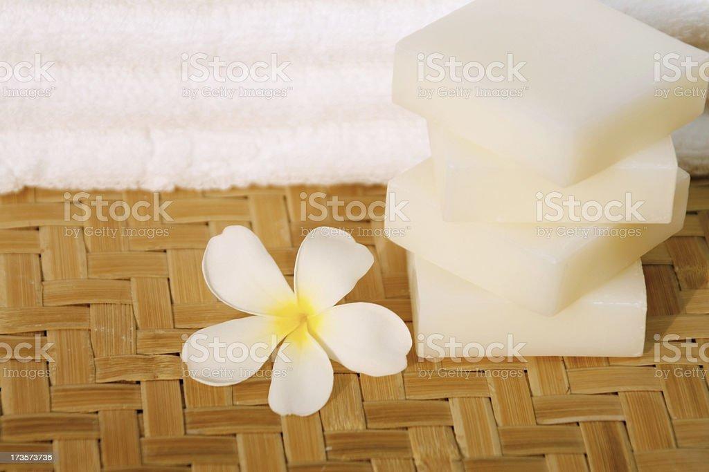 Soap Bars royalty-free stock photo