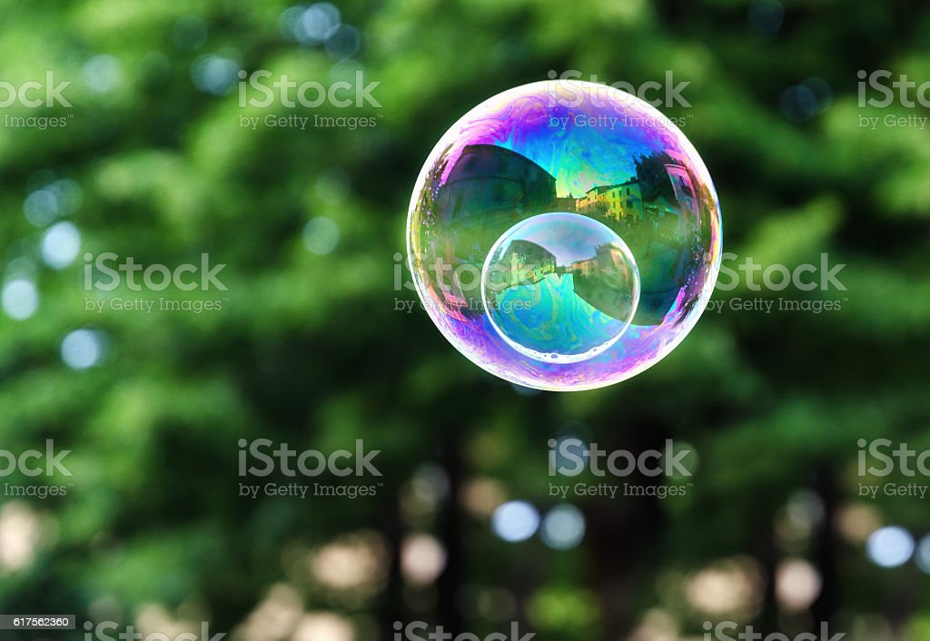 soap bubble royalty-free stock photo