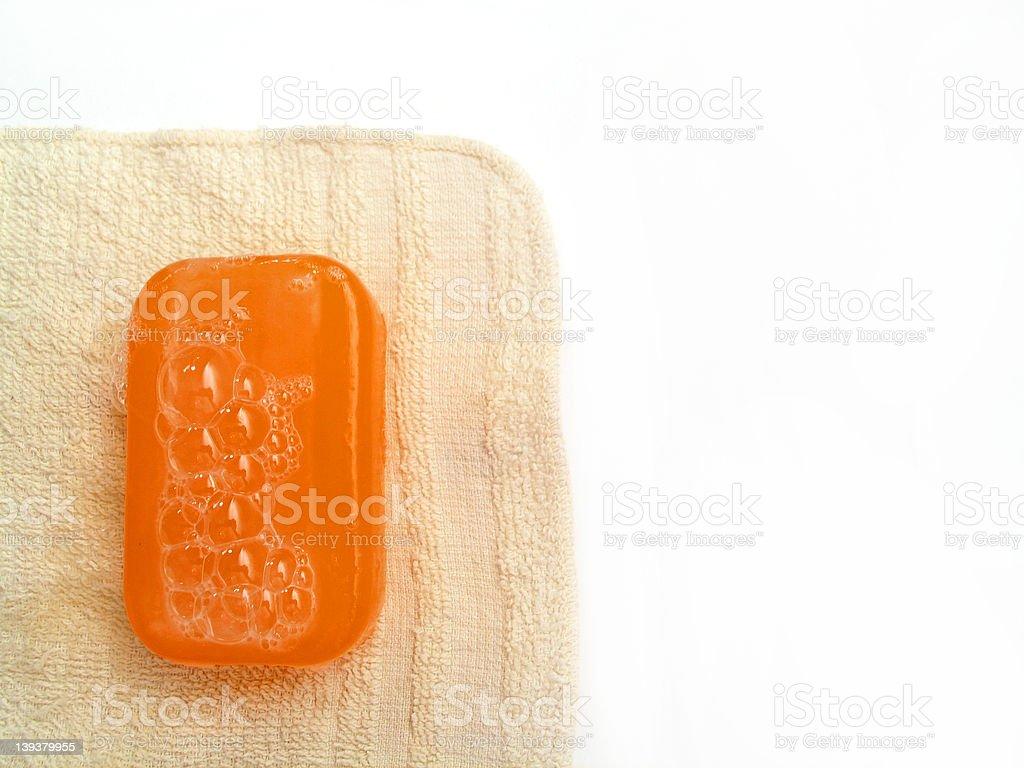 Soap Series 2 royalty-free stock photo