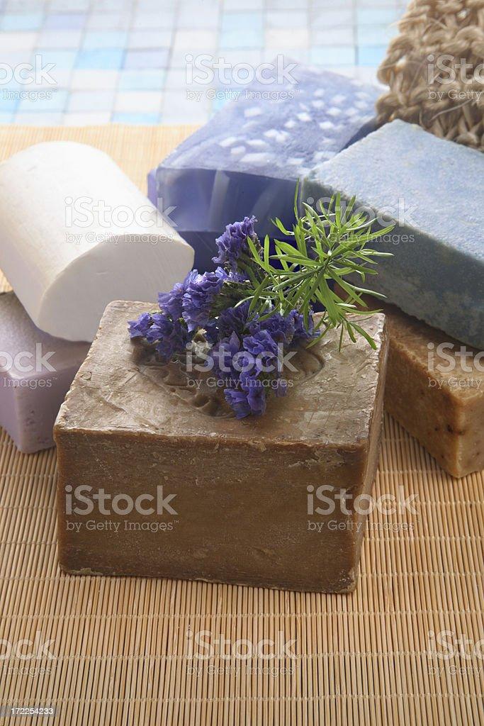 Soaps stock photo