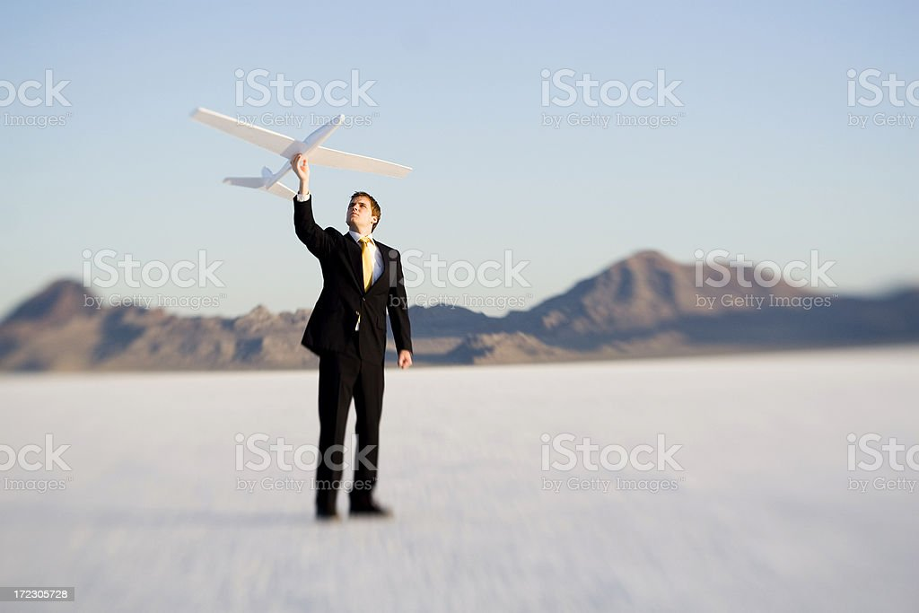 Soar royalty-free stock photo