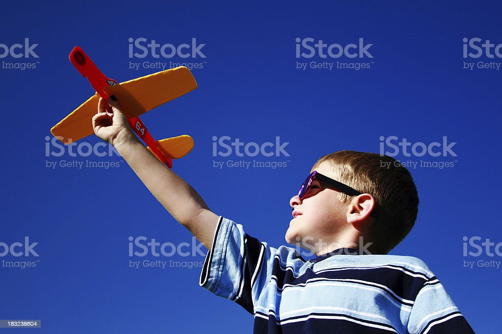 Soaring to New Heights royalty-free stock photo