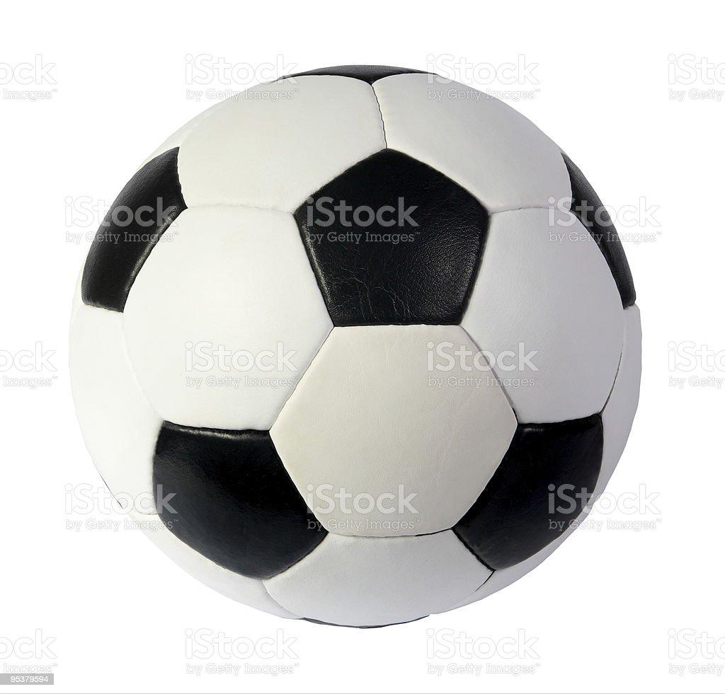 soccer bal royalty-free stock photo