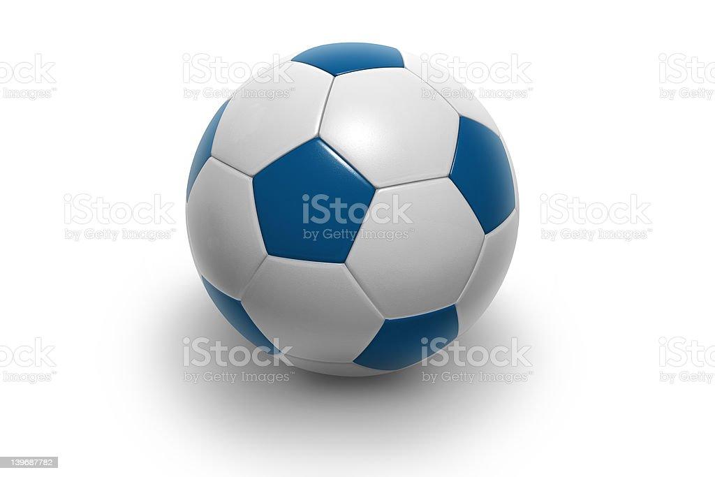 soccer ball 6 royalty-free stock photo