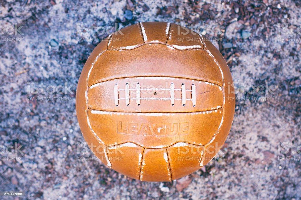 Brown, purple, sport, ball