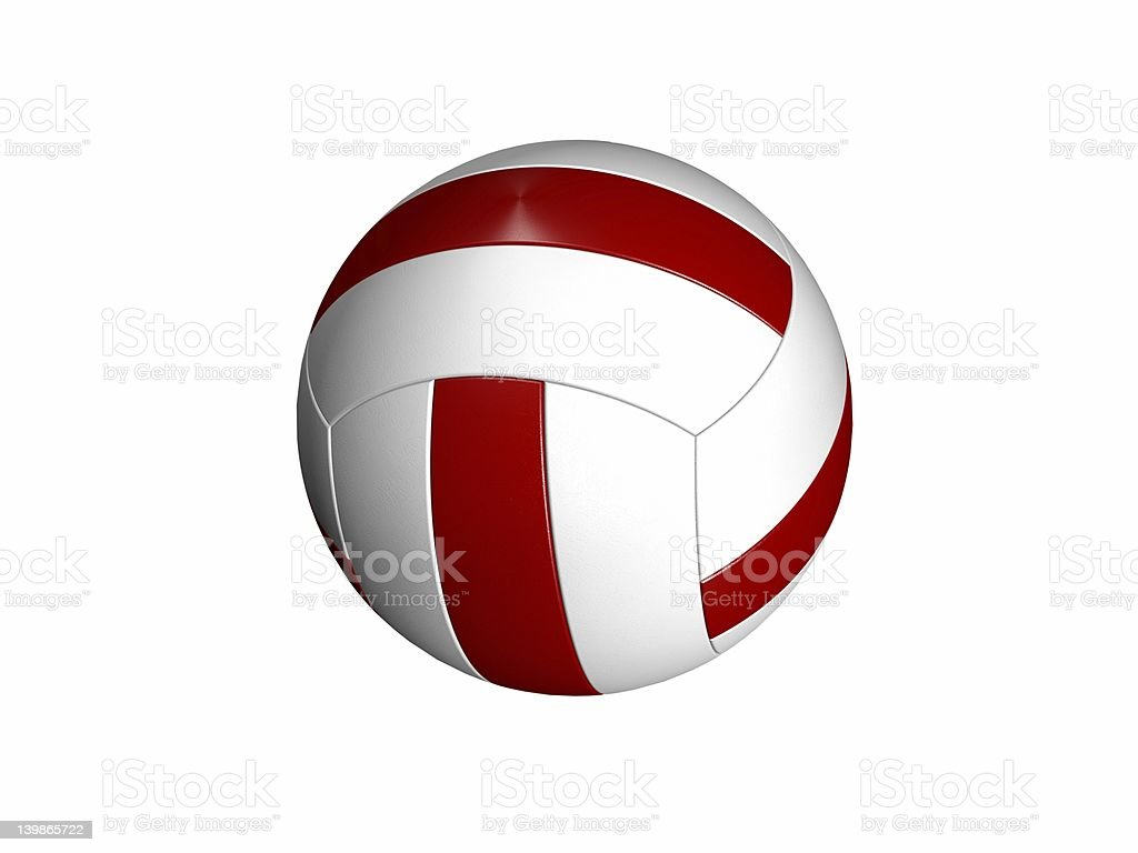 soccer ball royalty-free stock photo