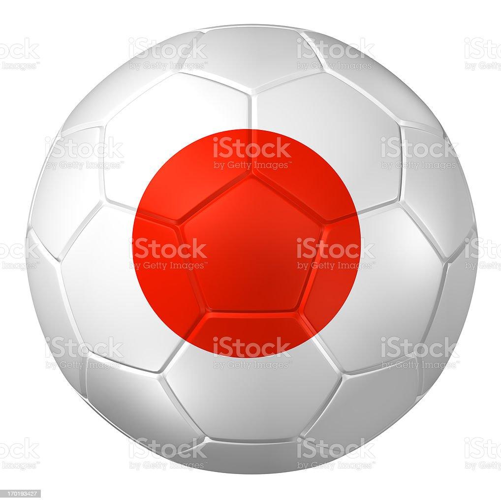 Soccer ball. royalty-free stock photo