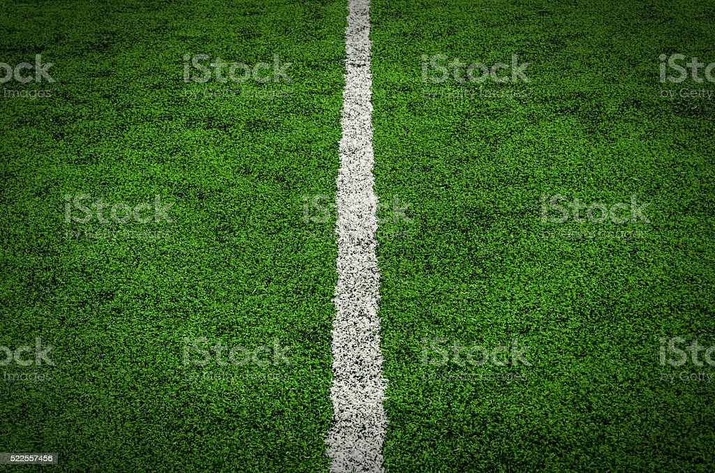 Soccer Field texture background. stock photo