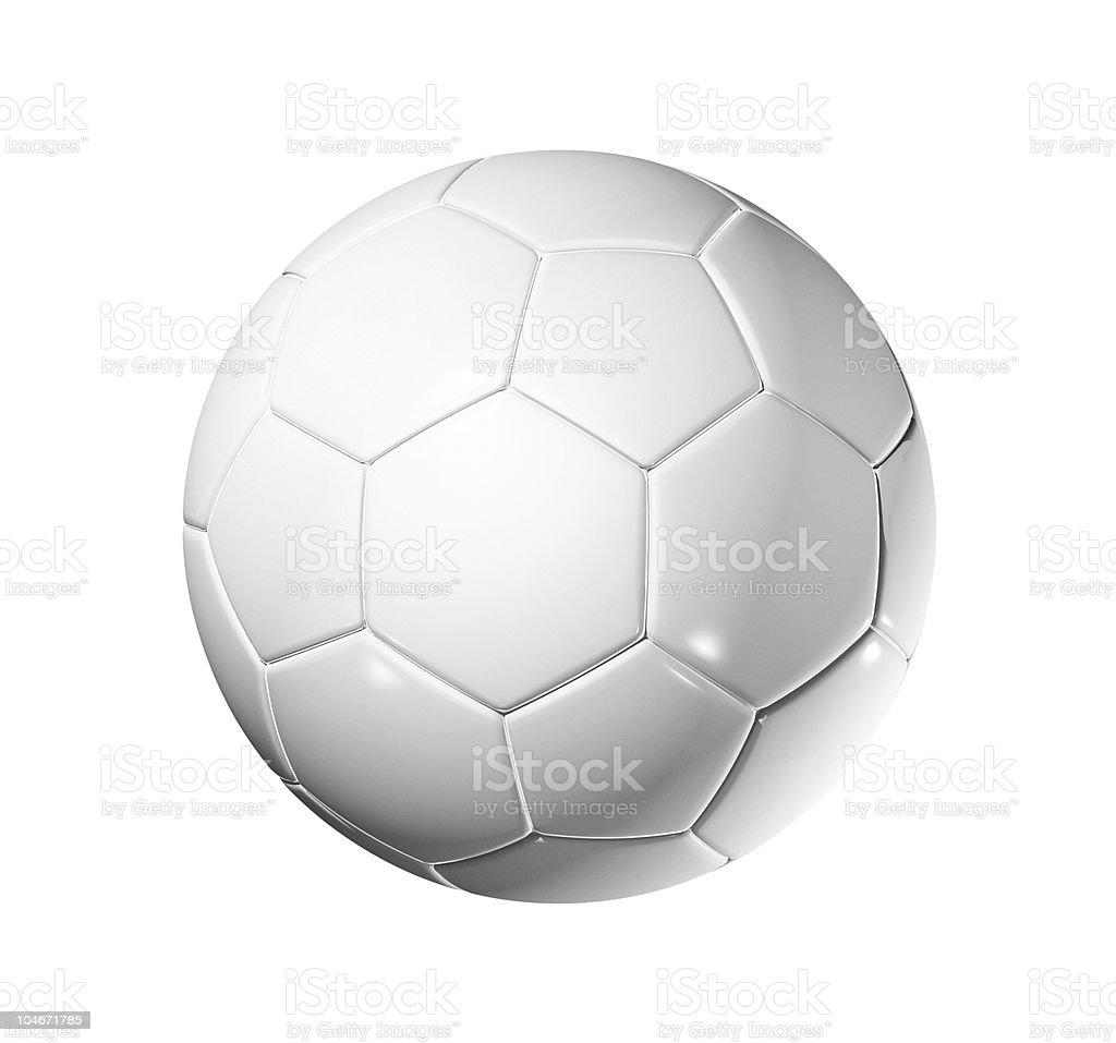 Soccer football ball royalty-free stock photo