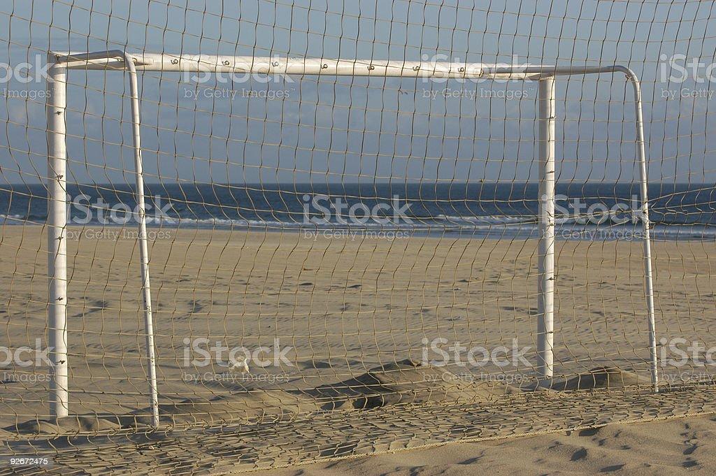 soccer football goal royalty-free stock photo