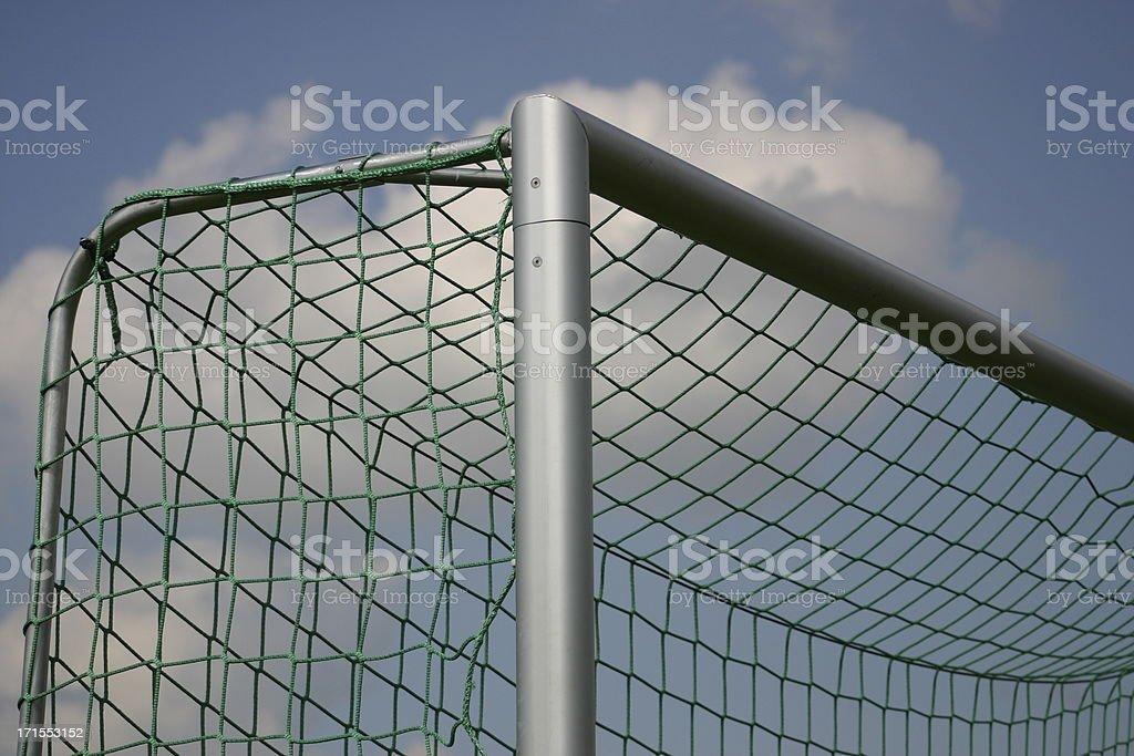 Soccer Goal 1 royalty-free stock photo