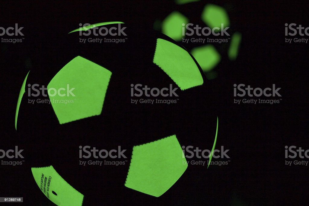 Soccer nightmare royalty-free stock photo