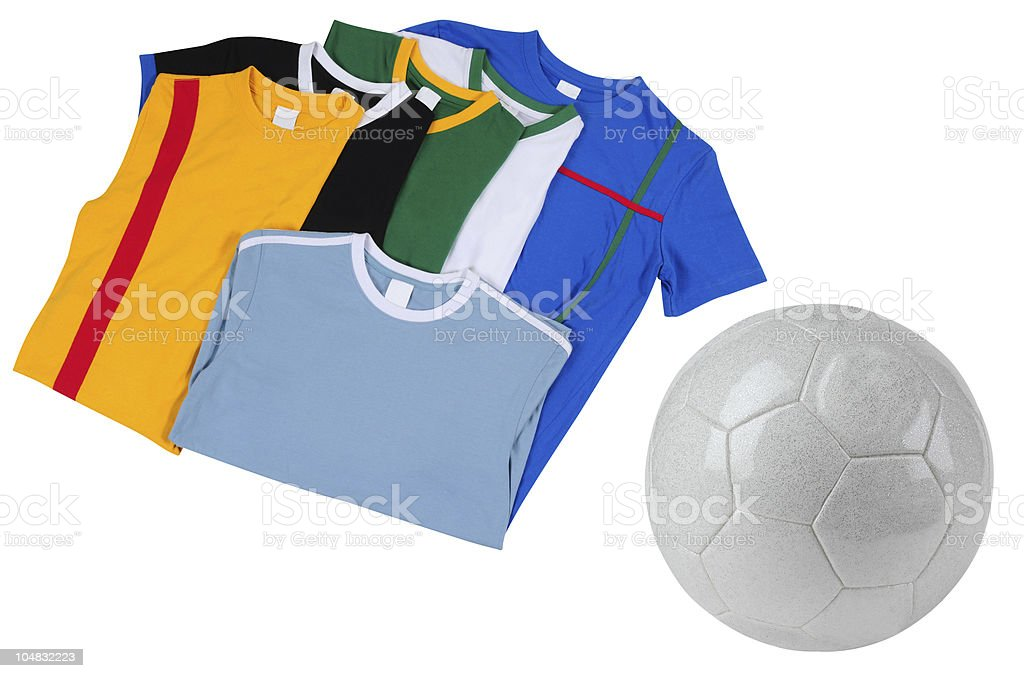 Soccer. royalty-free stock photo