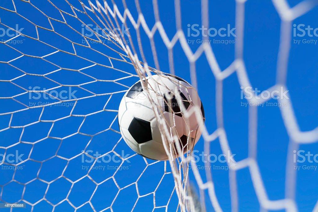 Soccer stock photo