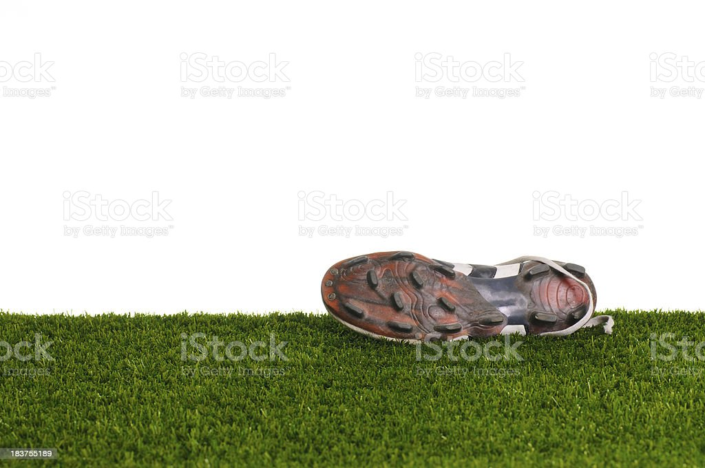 Soccer Shoe royalty-free stock photo